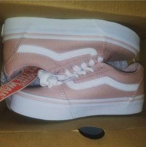 Van's girls size 12 shoes